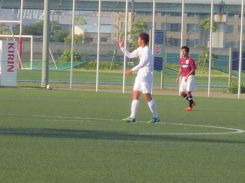 高校サッカー インターハイ予選 5回戦