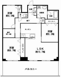 オープンハウス情報 【シャンピア阿波座 602号室】