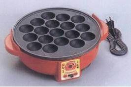 エイトコーポレーション社長のブログ-たこ焼き器1