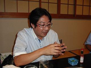 エイトコーポレーション社長のブログ-ホタルの会2