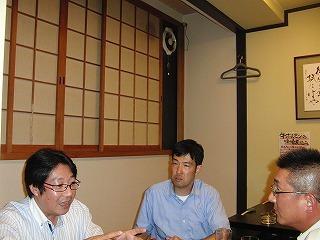エイトコーポレーション社長のブログ-ホタルの会4