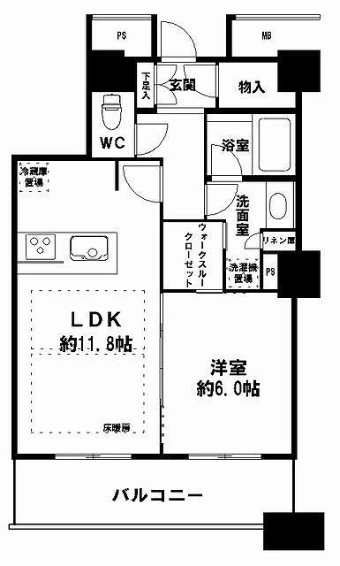 新築未入居 【ブランズタワー南堀江 905号室】 オープンハウス情報