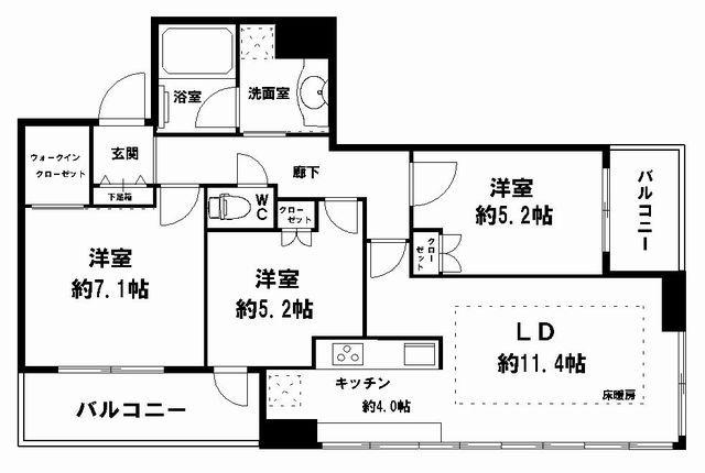 大人な立地 【N4 TOWER 2801号室】 オープンハウス情報