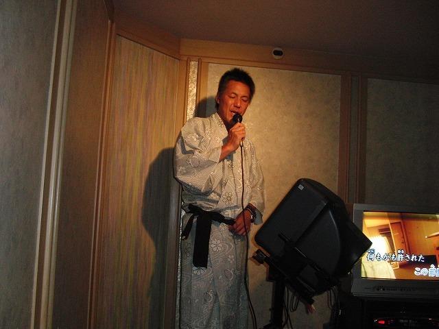 エイトコーポレーション社長のブログ-カラオケ2