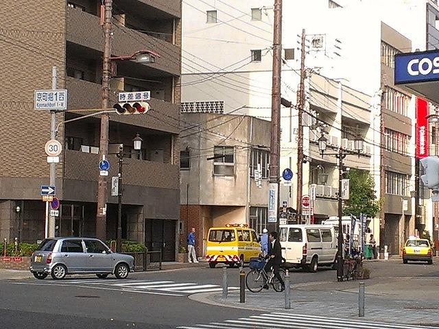 エイトコーポレーション社長のブログ-自転車撤去1