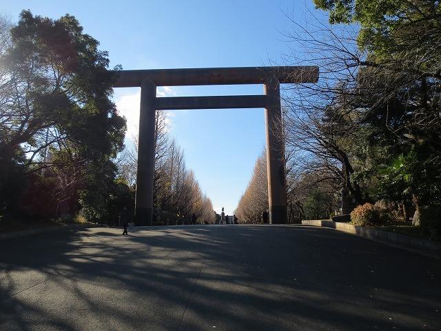 靖国神社1