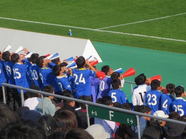 大阪高校サッカー選手権 決勝