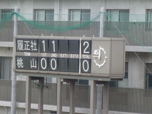 高校サッカー インターハイ予選 決勝リーグ最終戦