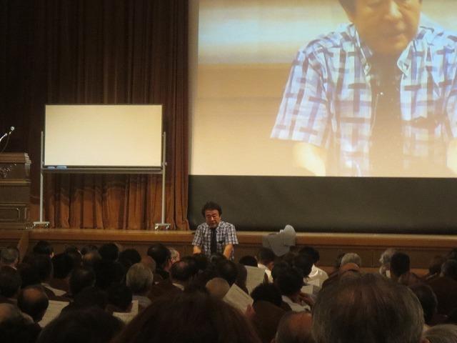 信用組合協会 講演会  今年も行ってきました