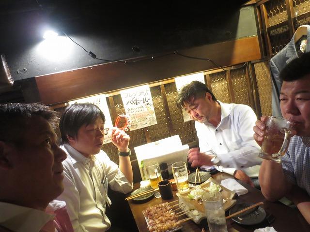 東京出張 1日目  キャプテンミーティング @ドリーム