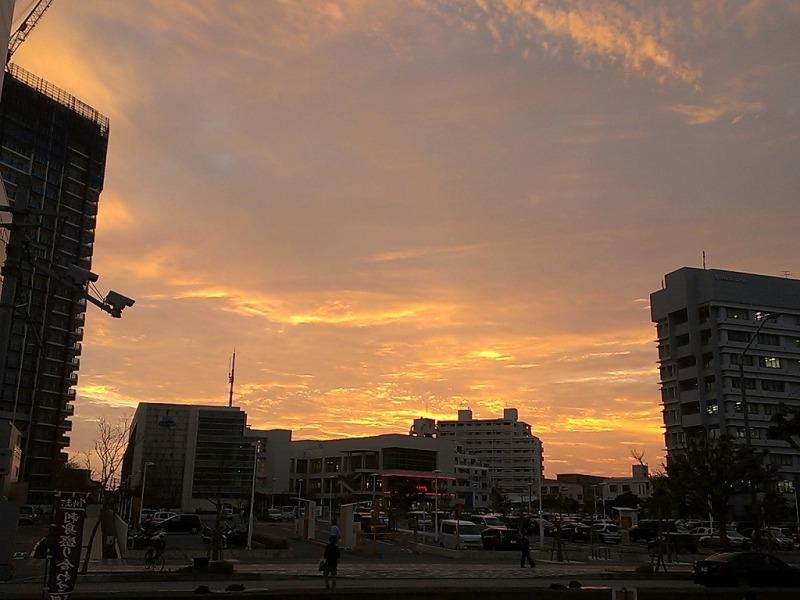 出張3日目は 沖縄 です