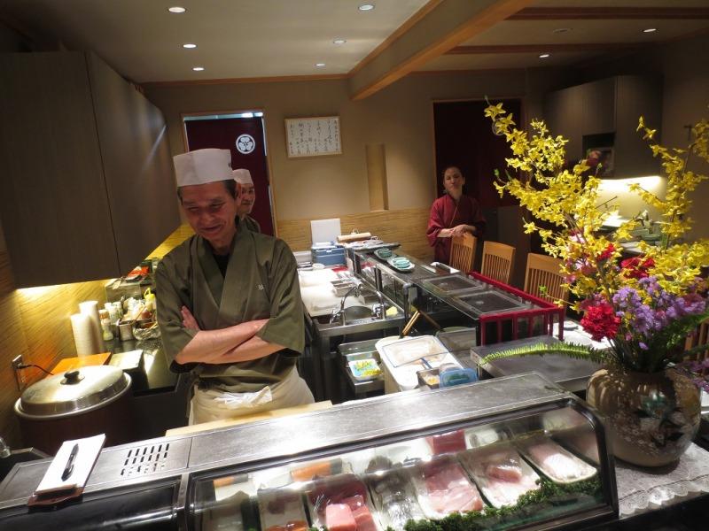 お客さまのお店へ 【祇園寿司】