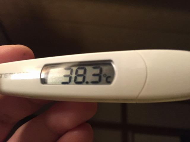 16年ぶりに夏風邪を引きました!